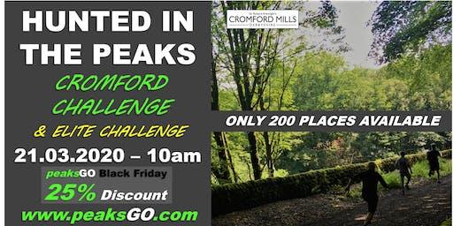 Hunted in the Peaks - Cromford Challenge