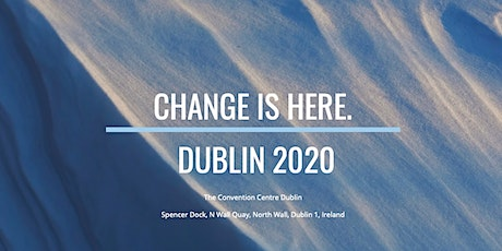 Climate Change Conference - Dublin 2020 tickets