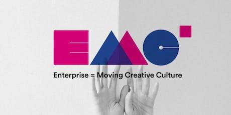Open Call! - Enterprise=Moving Creative Culture biglietti