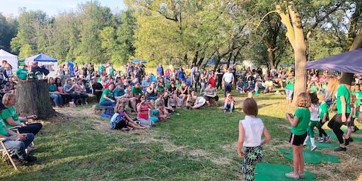 Barry's Old School Irish Festival