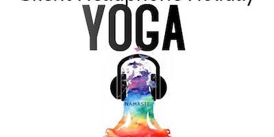 DJ Phi presents Silent Headphones Yoga