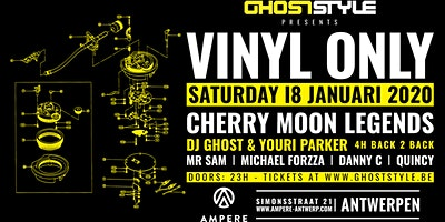 Ghoststyle presents Vinyl Only