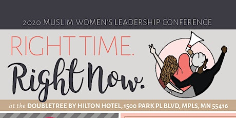 2020 Muslim Women's Leadership Conference tickets