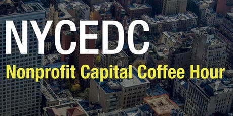 Nonprofit Capital Coffee Hour - Brooklyn tickets