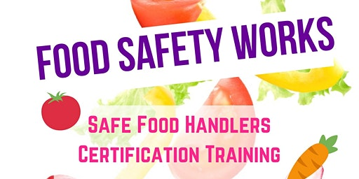 Prowers County Safe Food Handlers Training