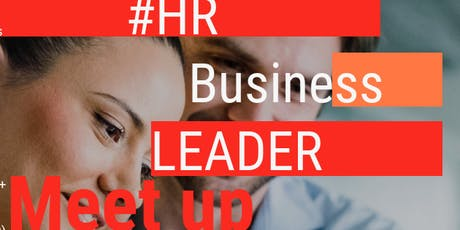 #HR BUSINESS LEADER entradas