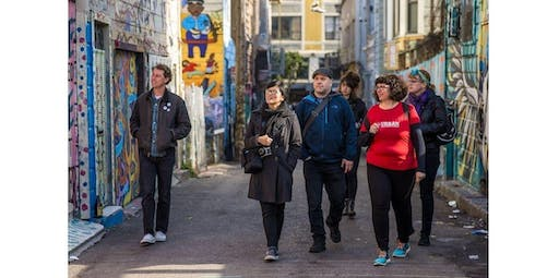 Flavors and Murals of the Mission (2020-04-09 starts at 9:30 AM)