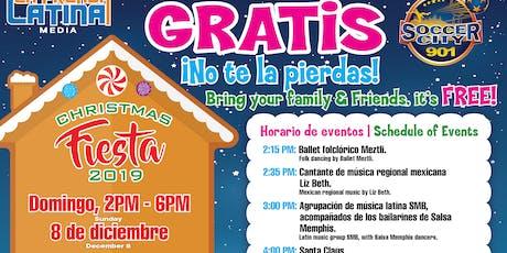 Free Latin Christmas Fiesta 2019 tickets