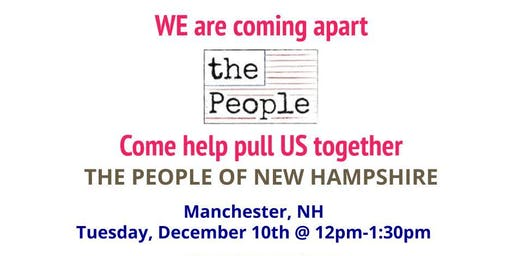 The People of New Hampshire - Manchester Kick-off Event