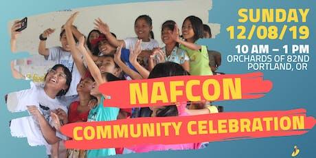 NAFCON Community Celebration tickets