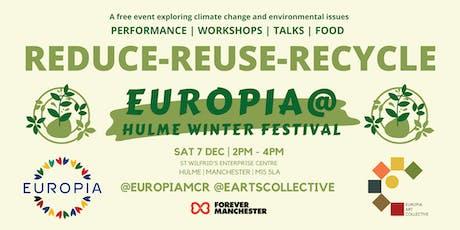 Europia @ Hulme Winter Festival tickets