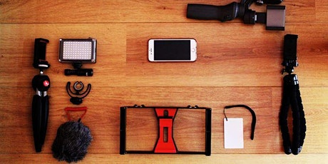 MAKE YOUR MARK EXTRA : Creating Smartphone Films and Video Content tickets