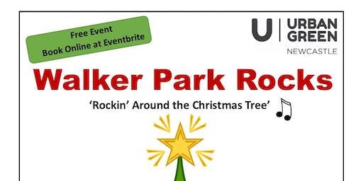 Walker Park Rocks - 'Rockin' Around the Christmas Tree'