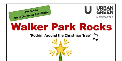 Walker Park Rocks - 'Rockin' Around the Christmas Tree'