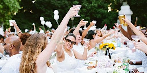 White Dinner Augusta: Progressive Dinner 2020