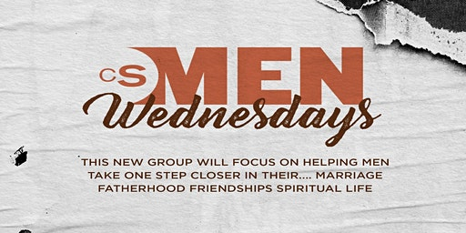 Wednesday Men's Group