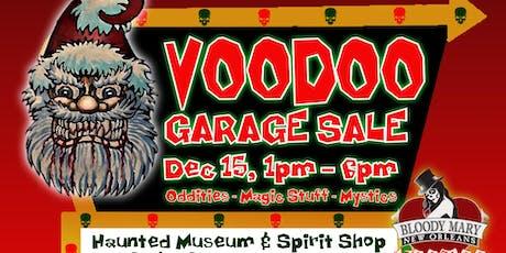 Haunted Holiday Spirit Bazaar Voodoo Garage Sale & Haunted Items Contest! tickets