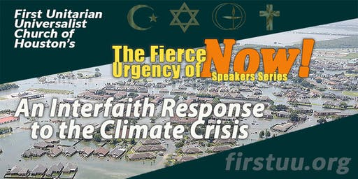 An Interfaith Response to the Climate Crisis