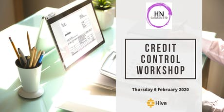 Credit Control Workshop tickets