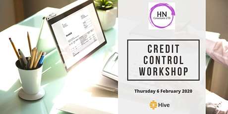Credit Control Workshop tickets