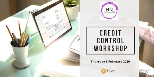 Credit Control Workshop