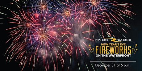 New Year's Eve Fireworks tickets