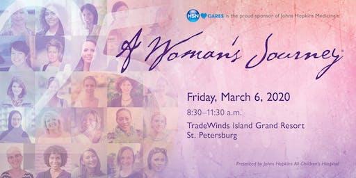 A Woman's Journey - St.Petersburg