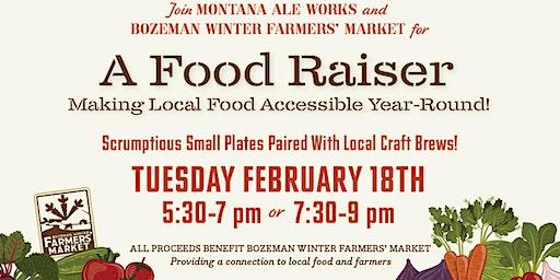 Bozeman Winter Farmers' Market Fundraiser
