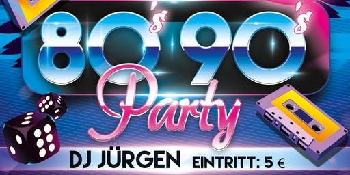 80's 90's Party
