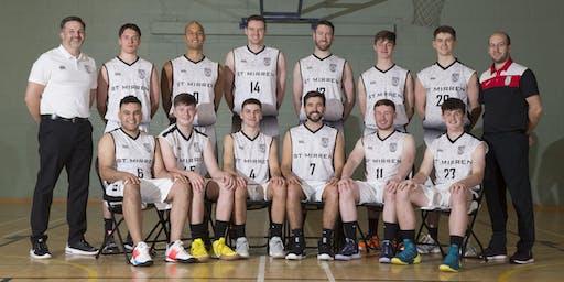 St Mirren Basketball