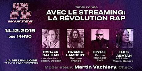 Avec le streaming : la révolution Rap billets
