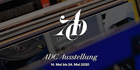 ADC Ausstellung 2020 Tickets