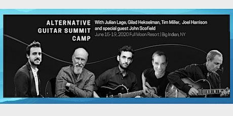 Alternative Guitar Summit tickets