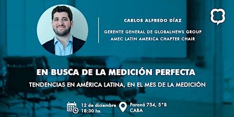 En busca de la medición perfecta, tendencias en América Latina entradas