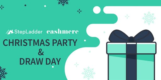 StepLadder Christmas Party and December Draw Day