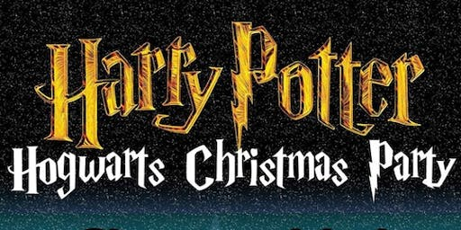 Harry Potter Hogwarts Christmas meal!