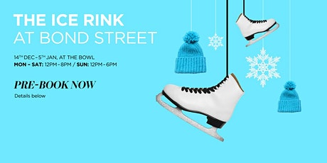 The Ice Rink at Bond Street, Chelmsford tickets