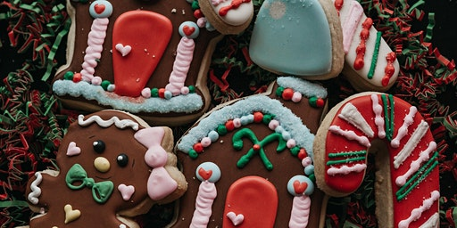 Holiday Cookie Decorating Class (Regular Size)