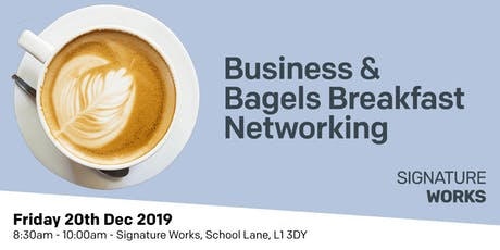 Business and Bagels tickets