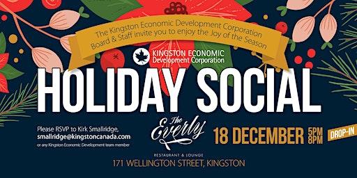 Kingston Economic Development Holiday Social