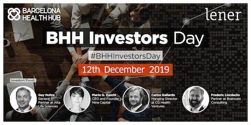 BHH Investors Day