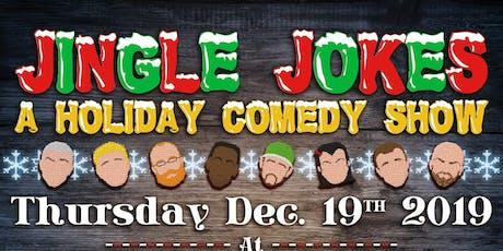 Jingle Jokes: A Holiday Comedy Show tickets