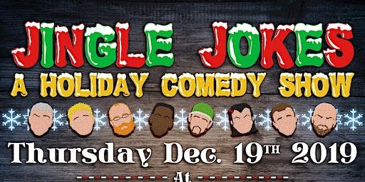 Jingle Jokes: A Holiday Comedy Show