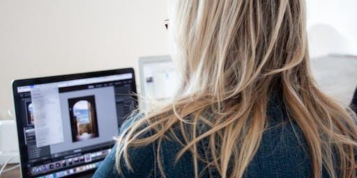GTA Photography Classes | Photoshop 101 Workshop