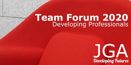 The JGA Group | Team Forum 2020 tickets