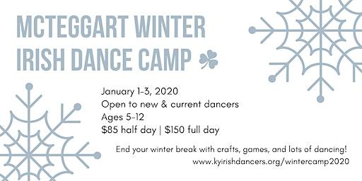 Winter Irish Dance Camp