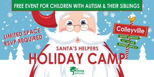 Santa's Helpers Holiday Camp - Colleyville