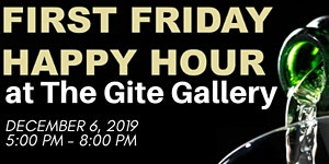 First Friday Happy Hour - 12/06/19