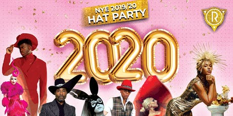 NYE 19-20: Hat Party tickets