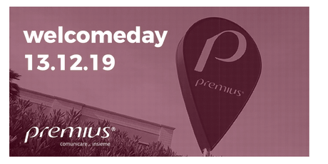 Welcome Day Premius tickets